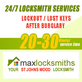 St Johns Wood locksmiths