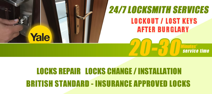 Primrose Hill locksmith services